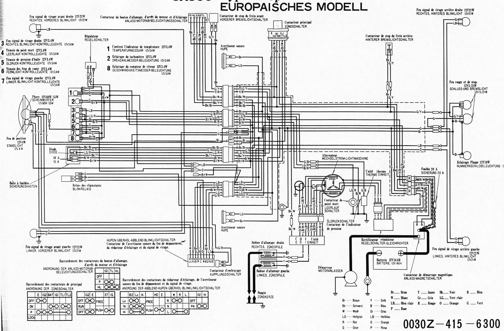 Honda Nc50 Wiring Diagram : Honda cx wiring diagram imageresizertool