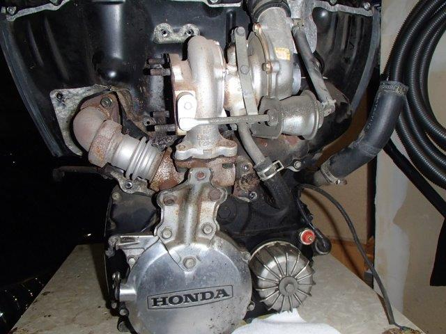 Turbocharger - Honda CX and GL Wiki